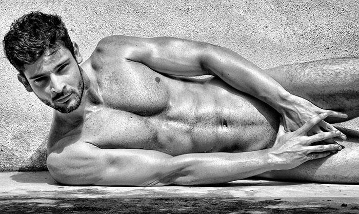 male masseur malaga